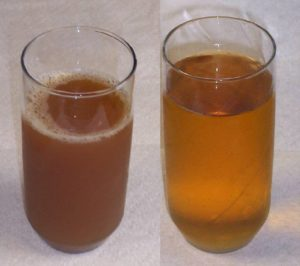 Adding honey to apple cider vinegar is one of the best ways to make ACV more tolerable to the taste buds and stomach.