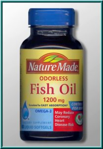 Fish oil vs. krill Oil