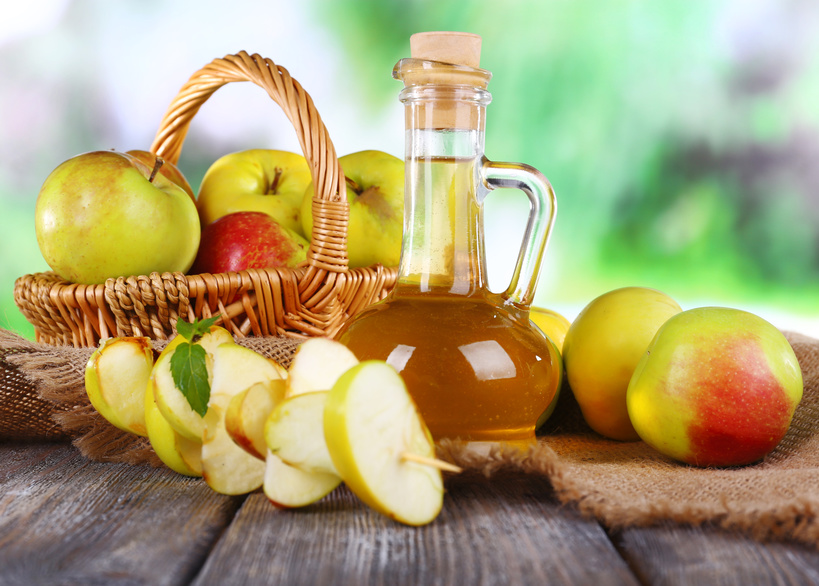 Apple Cider Vinegar And Your Teeth Enamel