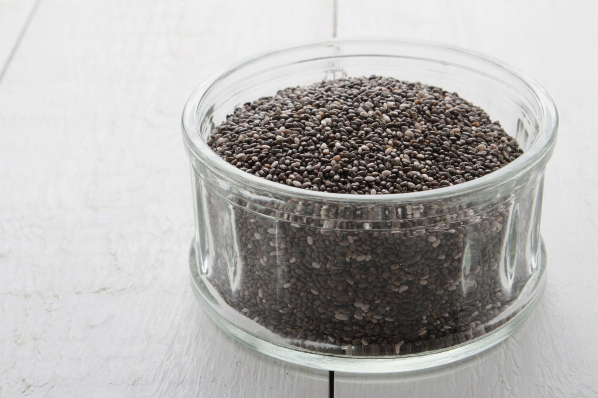 Nutrition Info of Chia Seeds