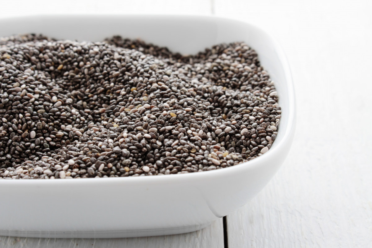 How Much Can You Benefit From Chia Seeds' Protein Content