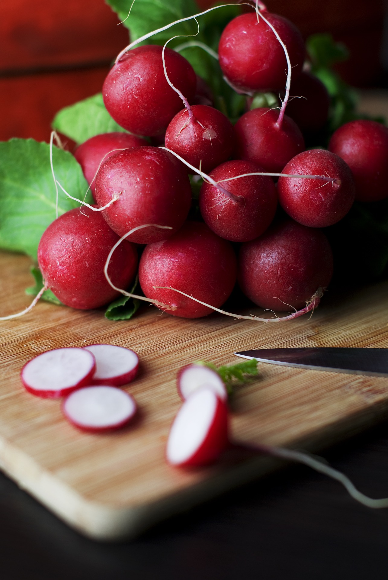 The Less Known Benefits of Radishes