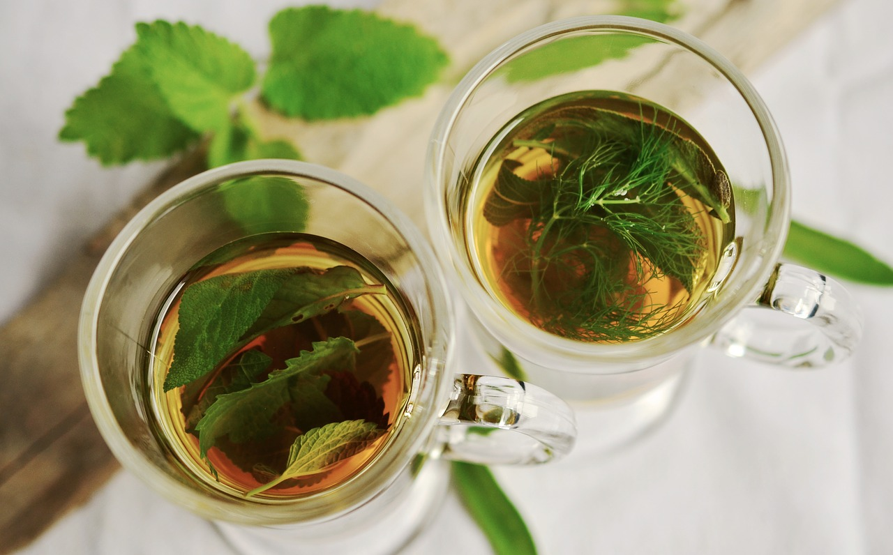 green tea skin benefits